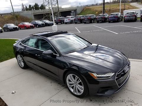 Audi A7 For Sale In Pennsylvania Carsforsale Com
