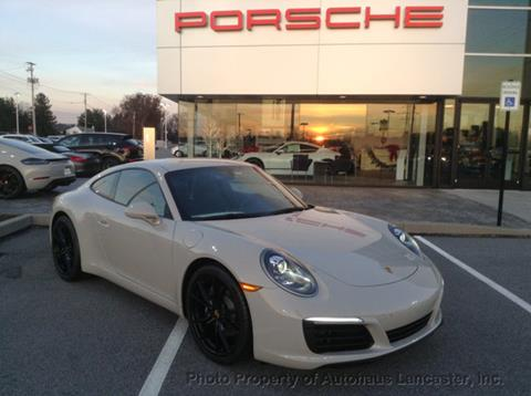 2019 Porsche 911 for sale in Lancaster, PA