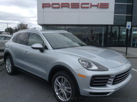 2019 Porsche Cayenne for sale in Lancaster, PA