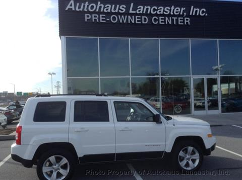 2014 Jeep Patriot for sale in Lancaster, PA