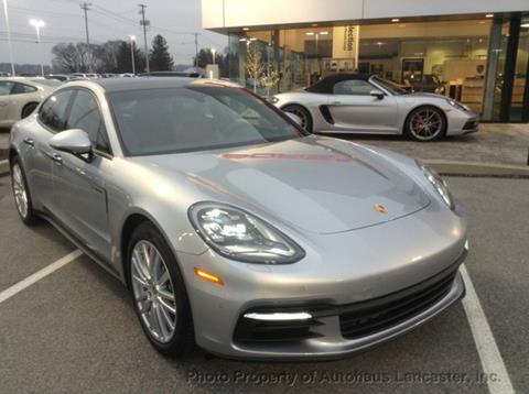 2018 Porsche Panamera for sale in Lancaster, PA