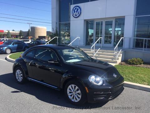2019 Volkswagen Beetle for sale in Lancaster, PA
