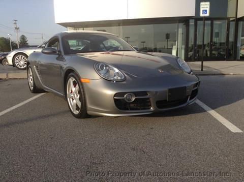 2006 Porsche Cayman for sale in Lancaster, PA