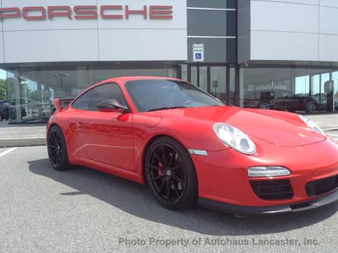 2012 Porsche 911 for sale in Lancaster, PA