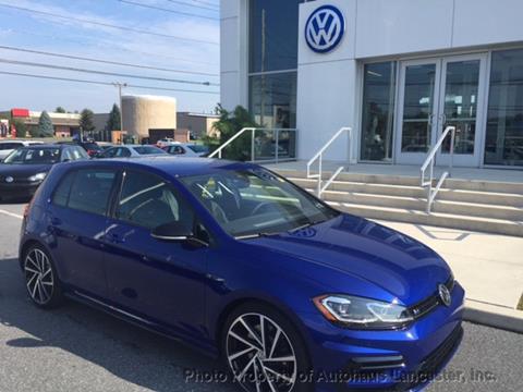 2019 Volkswagen Golf R for sale in Lancaster, PA