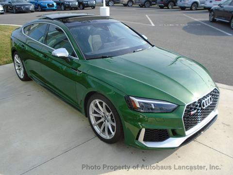2019 Audi RS 5 Sportback for sale in Lancaster, PA