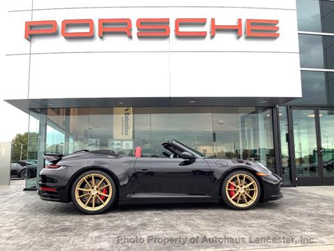 2020 Porsche 911 for sale in Lancaster, PA