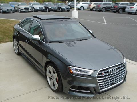 2018 Audi S3 for sale in Lancaster, PA