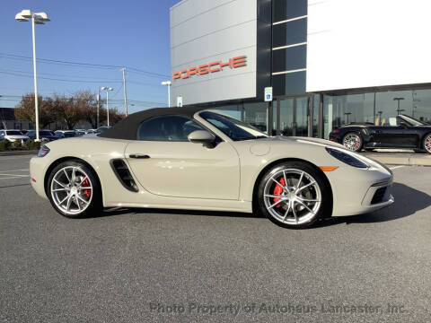 2019 Porsche 718 Boxster for sale in Lancaster, PA