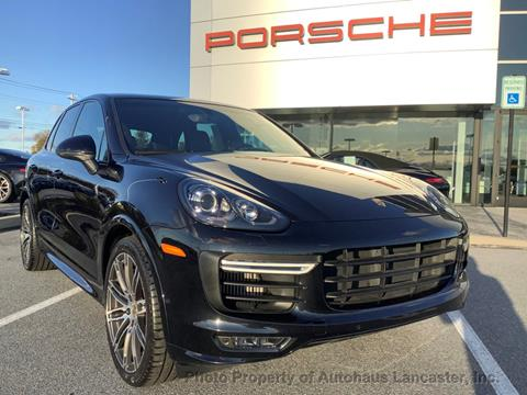 2016 Porsche Cayenne for sale in Lancaster, PA