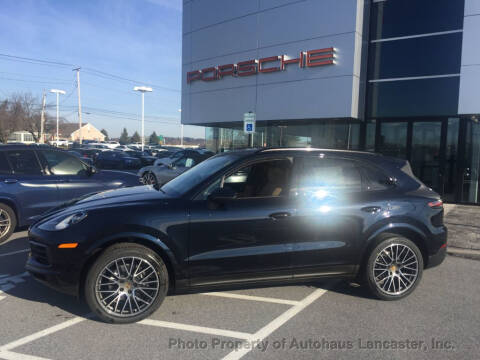 2020 Porsche Cayenne for sale in Lancaster, PA