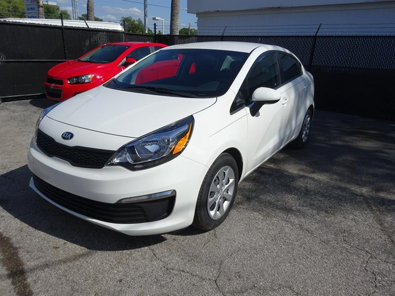 2017 Kia Rio for sale at DeWitt Motor Sales in Sarasota FL