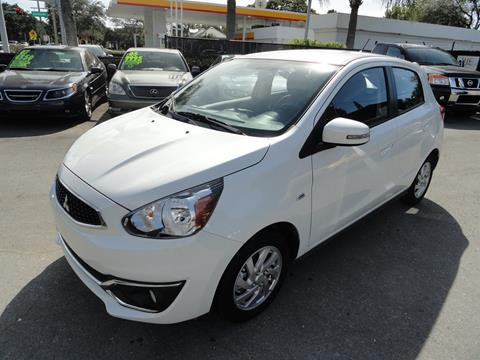 2018 Mitsubishi Mirage for sale in Sarasota, FL