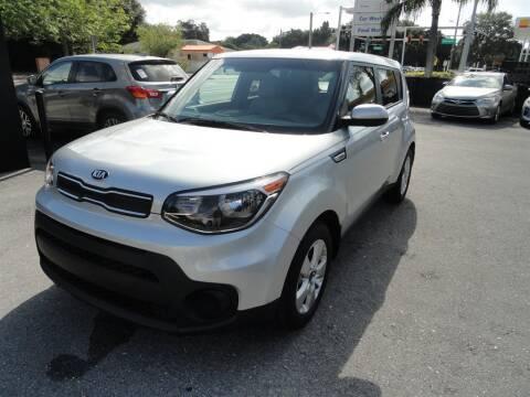 2019 Kia Soul for sale at DeWitt Motor Sales in Sarasota FL