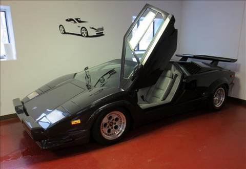 1990 Lamborghini Countach for sale at Classic Motor Sports in Merrimack NH