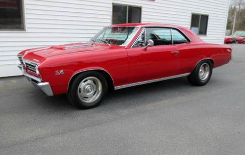 1967 Chevrolet Chevelle for sale at Classic Motor Sports in Merrimack NH