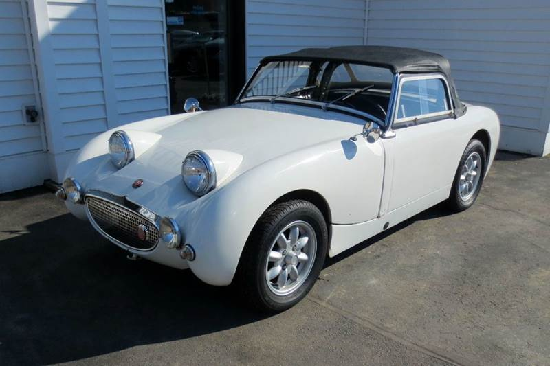 1960 Austin-Healey Sprite MKIII for sale at Classic Motor Sports in Merrimack NH