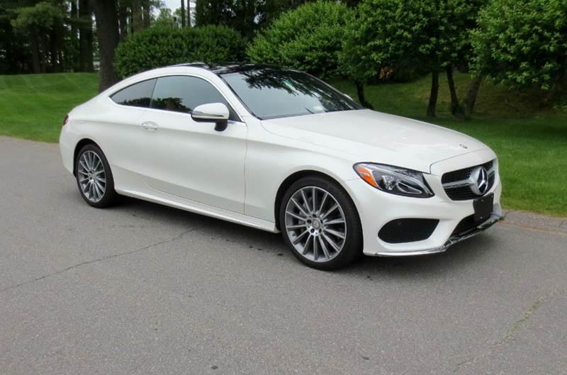 2017 Mercedes-Benz C-Class for sale at Classic Motor Sports in Merrimack NH