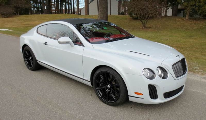 2011 Bentley Continental Supersports for sale at Classic Motor Sports in Merrimack NH