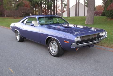 1970 Dodge Challenger For Sale Carsforsale Com