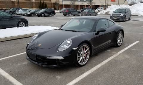 2012 Porsche 911 for sale in Merrimack, NH