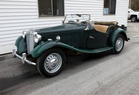 1953 MG TD for sale in Merrimack, NH