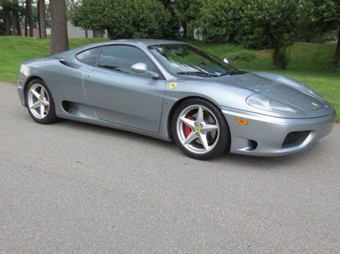 2000 Ferrari 360 Modena for sale in Merrimack, NH