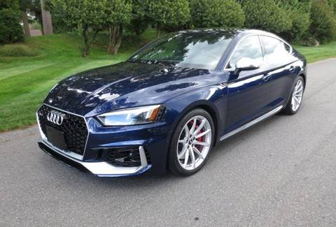 2019 Audi RS 5 Sportback for sale in Merrimack, NH