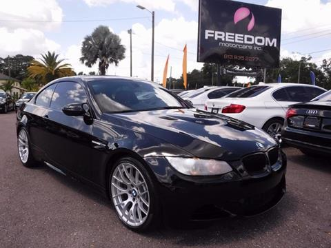 2013 BMW M3 for sale in Tampa, FL
