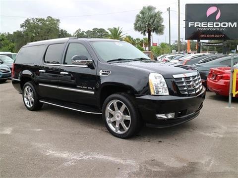 2009 Cadillac Escalade ESV for sale in Tampa, FL