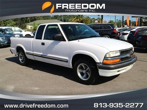 2003 Chevrolet S-10 for sale in Tampa, FL