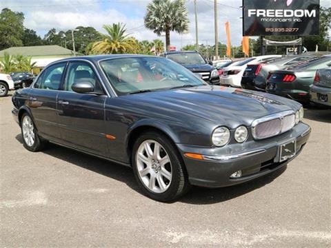 2004 Jaguar XJ-Series for sale in Tampa, FL