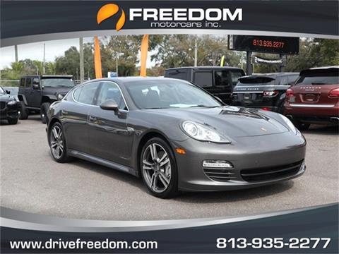 2013 Porsche Panamera for sale in Tampa, FL