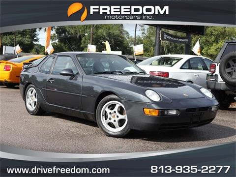 1992 Porsche 968 for sale in Tampa, FL