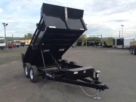 2017 Sure-Trac 6X12 10K DUMP