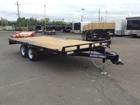 2017 Sure-Trac 18' 10K GVWR