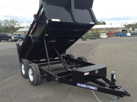 2017 Sure-Trac 6X10 10K GVWR