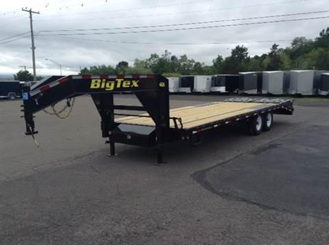 2017 Big Tex 14GN-20BK+5MR
