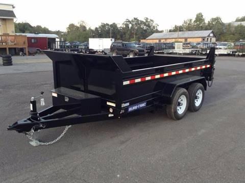 2018 Sure-Trac 6X12 10K DUMP TRAILER