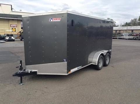 2018 Look Trailers STLC 7X14  for sale in Taylor, PA