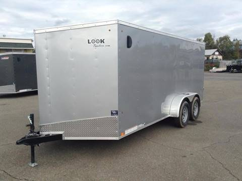 2018 Look Trailers STLC 7X16  for sale in Taylor, PA