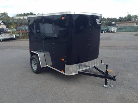2018 Look Trailers STLC 5X8  for sale in Taylor, PA