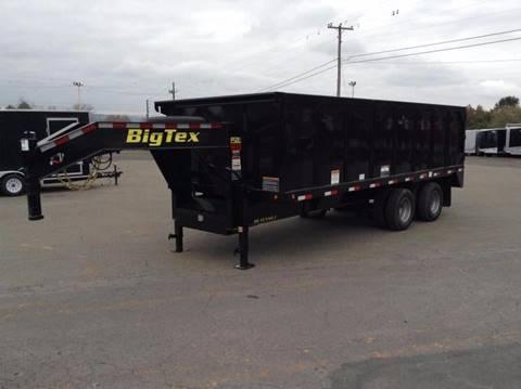 2018 Big Tex 25DU-20