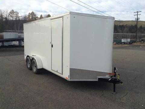 2018 Pace American OB 7X16 6'' EXTRA HEIGHT
