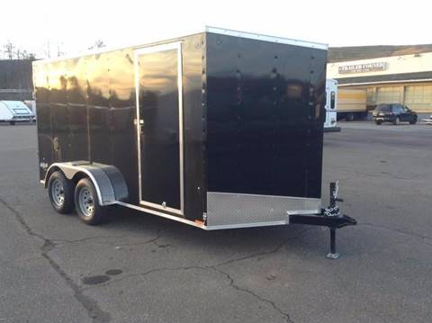 2018 Pace American OB 7X14 6'' EXTRA HEIGHT