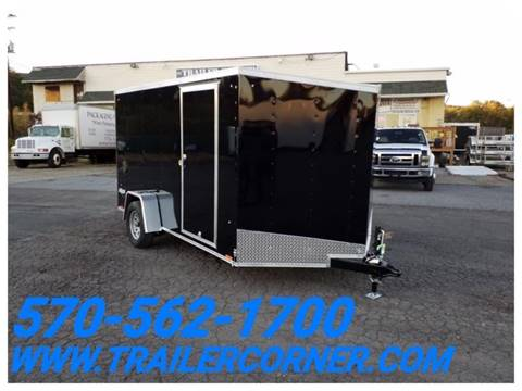 2019 Pace American OB 7X12 RAMP DOOR  for sale in Taylor, PA