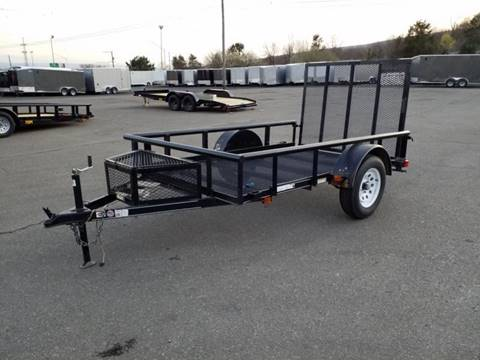 2016 Carry-On 5.5X9 USED UTILITY TRAILER for sale in Taylor, PA