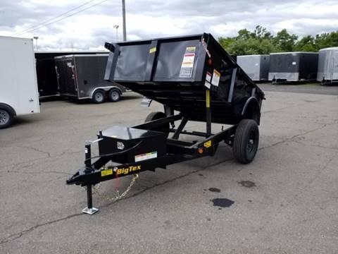 2020 Big Tex 50SR-08 5X8 DUMP TRAILER  for sale in Taylor, PA