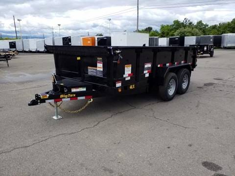 2020 Big Tex 14LX 7X14 14K DUMP TRAILER  for sale in Taylor, PA
