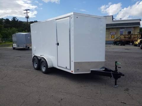 2020 Look Trailers STLC 6X12 7K EXTRA HEIGHT  for sale in Taylor, PA